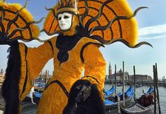 One day I want to be in Venice for Carnevale