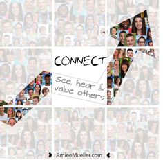 Our connections not only have a big impact on our success (in relationships, goal achievement, finances, and more), they also are the biggest determining factor in our happiness.  You can never have too many connections. Make new connections. Deepen existing connections. For new or current, the main keys are to  SEE THEM LISTEN TO THEM MAKE THEM FEEL VALUED  #connect #relationships #destinationawesome #quotestoliveby #love #happiness #presence #valuepeople