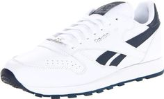 Reebok Men's Classic Leather Pop Lace-Up Fashion « ShoeAdd.com – More Shoes For You Every Day