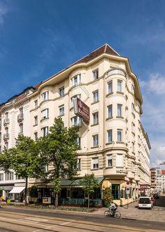 Traditionsreiches Hotel im Zentrum von Wien