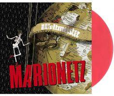 """Marionetz - Weltmeister 12"""" - Pink Vinyl!"""