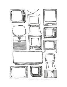 television (freebie)