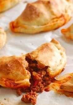 Empanadas de carne argentinas