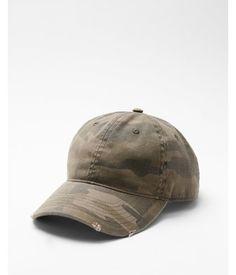 superior quality c7710 b2001 Camo Washed Baseball Hat Women s Camo Camo Hats, Women s Camo, Baseball  Hats, Baseball