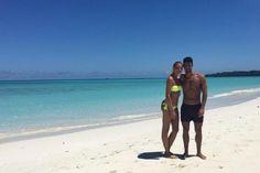News Cristian e Tara luna di miele Madagascar 2016: fisico sexy e abbronzatura su Instagram