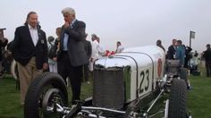 Pebble Beach 2012:  1931 Miller Bowes Seal Fast Special - Jay Leno's Gar...