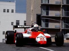 1982 GP USA (Andrea de Cesaris) Alfa Romeo 182
