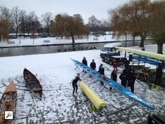 There's Snow Stopping Them! Bedford School, Boarding Schools, Old Buildings, Rowing, Winter Snow, Countryside, Britain, Natural Beauty, Outdoors