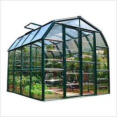 Rion Grand Gardener 2 Clear Greenhouse 8 x 12 Small Greenhouse Kits, Greenhouse Supplies, Greenhouses For Sale, Best Greenhouse, Portable Greenhouse, Backyard Greenhouse, Greenhouse Plans, Pallet Greenhouse, Ana White