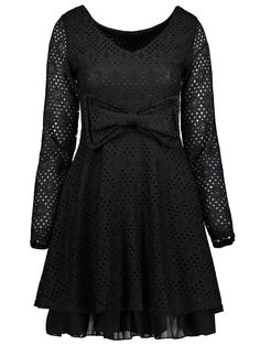 Black dress mini zucchini