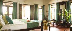 Marari Villas beach house