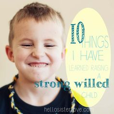 do you have a strong willed child? here are 10 things most parents of strong willed children can relate to-- you are not alone! Best Parenting Books, Parenting Advice, Raising Godly Children, Raising Kids, Parenting Strong Willed Child, Business For Kids, Family Kids, Our Kids, Kids Education