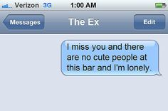 This Is What Your Drunk Texts Really Mean