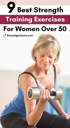 Strength Training Workouts, Training Exercises, Osteoporosis Exercises, Cardio, Pilates Workout, Over 50 Fitness, Fitness Workout For Women, Easy Fitness, Fitness Tips