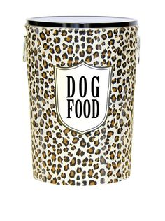 Harry Barker Dog Food Storage Canister at MYHABIT