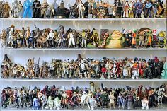 Stat wars | Star Wars' Action Figure Mega Auction: How You Can Buy Almost ...