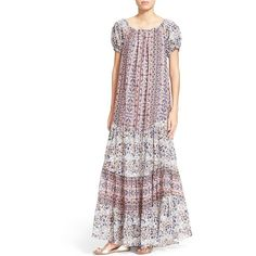 Cute cotton white maxi dresses at roses