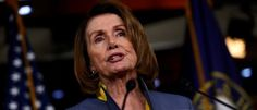 05-24-2017   In a speech at the California Democratic Party conventionSaturday, House Minority Leader Nancy Pelosi criticized the GOP for its handling of the investigation into Russian interference in the 2016 e