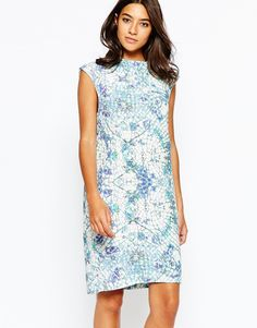 Y.A.S+Shelley+Dress+In+Print