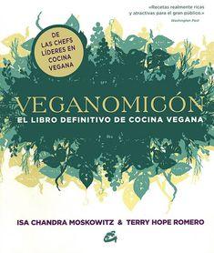 Libros de cocina vegana en castellano | Gastronomía Vegana