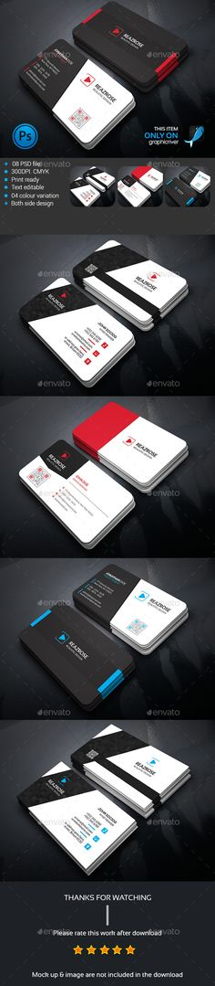 Erasmo echegoyen erasmoechegoyen on pinterest buy corporate business card bundle by zeropixels on graphicriver features easy customizable and editable business card in with bleed cmyk color design in reheart Choice Image