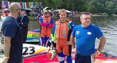 Alex Cremona costretto al ritiro per un guasto al motore. Sesto il fratello Max…