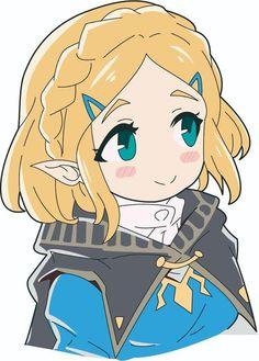 The Legend of Zelda: Zelda Legend Of Zelda Memes, Legend Of Zelda Breath, Anime Toon, Anime Art, Anime Figures, Anime Characters, Game Character, Character Design, Zelda Drawing