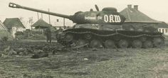 Soviet Union IS-2U - Heavy Tanks - World of Tank  The IS-2 was put into service in April 1944, and was used as a spearhead in the Battle of Berlin by the Red Army in the final stage of the Battle of Berlin.