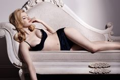Talulah Riley for Esquire