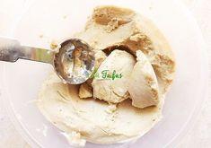 ÎNGHEȚATĂ de post cu BANANE Sweets Recipes, Vegan Recipes, Raw Desserts, Parfait, Sorbet, Healthy Snacks, Deserts, Frozen, Gelato