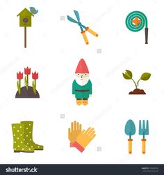 Flowers and Gardening Tools >>> You can find more details by visiting the image link.