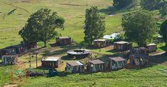 Tem doido pra tudo.Hotel de luxo na África do Sul oferece 'experiência de favela' para hóspedes