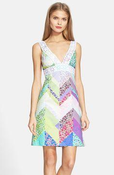 Trina Turk 'Secret' Shift Dress available at #Nordstrom