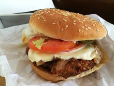 Jack in the Box Blazin' Chicken Sandwich: This Time, You'll Die Happy Bhut Jolokia, Fast Food Reviews, Jack In The Box, Chicken Sandwich, Stuffed Hot Peppers, Copycat, Sandwiches, Ethnic Recipes, Happy