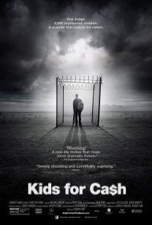 Kids for Cash (2013) PosterKids For Cash is a riveting look behind the notorious judicial scandal that rocked the nation. Beyond the millions paid and high stakes corruption, Kids For Cash exposes a shocking American secret. In the wake of the shootings at Columbine, a small town celebrates a charismatic judge who is hell-bent on keeping kids in line...until one parent dares to question the motives behind his brand of justice.