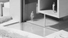 Prêt-à-hàbiter 1 scalemodel - A project by Mino Caggiula Architects