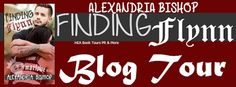 FINDING FLYNN by Alexandria Bishop - BLOG TOUR