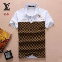 Louis Vuitton polo men T-Shirt