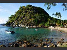 Plage paradisiaque Saintes, Guadeloupe, France