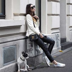 Shop The Look - Black & White