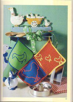 AGARRADERAS - Liru labores textiles - Picasa Webalbums