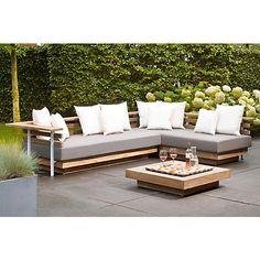 LIFE London Lounge Set - Loungebank - Garden - Furniture - Tuinset ...