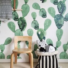 papel-pintado-cactus