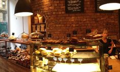 Riverhill Coffee Bar, Glasgow (from an article with cheap but tasty food in Glasgow)