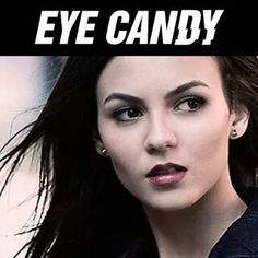 Victoria Justice Eye Candy this is one of my favorite shows!