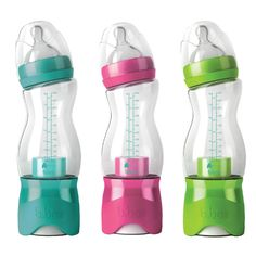 The Essential Baby Bottle with Dispenser - Awesome I'm getting some for somewhere down the line when I'll be formula feeding!!