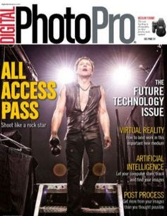 ValueMags Free One Year Subscription to Digital Photo Pro Magazine - US
