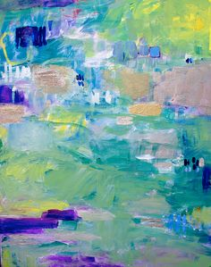 Abstract Art - Suz on Zatista