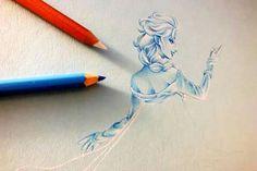 ~Elsa WIP~ Jessica Ramella 2014