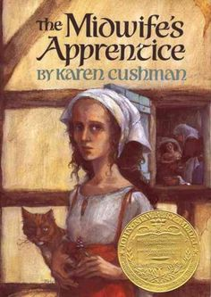 In medieval England, a nameless, homeless girl is taken in by a sharp-tempered midwife, and in spite of obstacles and hardship, eventually gains the three things she most wants: a full belly, a contented heart, and a place in this world.(6th - 8th Grade)